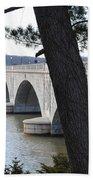 Arlington Memorial Bridge Beach Towel