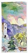 Arnedillo In La Rioja Spain 03 Beach Sheet