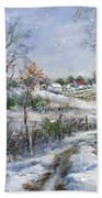 Around The Bend Sold Beach Towel