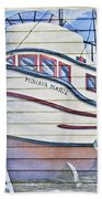 Art On The Bayfront 2 Beach Towel