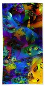 Arthropod Rainbow Beach Towel