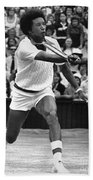 Arthur Ashe (1943-1993) Beach Towel