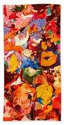 Artist Palette Beach Towel