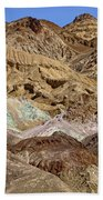 Artist's Palette Beach Towel