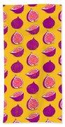 Fig Beach Towel