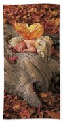 Woodland Fairy Beach Towel by Anne Geddes