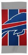 Bills Football Club Beach Towel