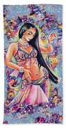 Dancing In The Mystery Of Shahrazad Beach Towel