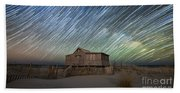 As The Stars Passed By  Beach Towel