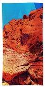 Ascension Beach Towel by Michelle Dallocchio