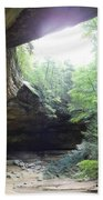 Ash Cave Beach Towel
