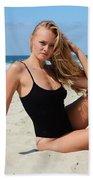 Ash326 Beach Towel
