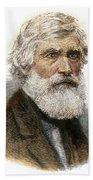 Asher B. Durand, 1796-1886 Beach Towel