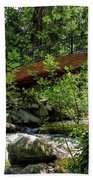 Ashland Creek Beach Towel