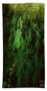 Asparagus Jungle Beach Towel