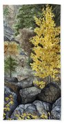 Aspen Gold Beach Towel