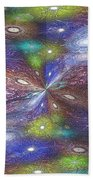 Astral Anomaly Beach Towel