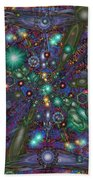 Astral Elixir Beach Towel