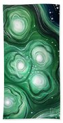 Astral Vision. Clearing Of Mind Beach Towel