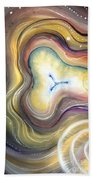 Astral Vision. Mind Concentration Beach Towel