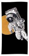 Astronaut Beach Sheet