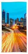 Atlanta - Usa Beach Towel