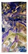 Atlas Mountains Beach Towel