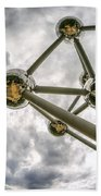 Atomium 3 Beach Towel