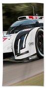 Audi R18 E-tron, Le Mans - 03 Beach Towel