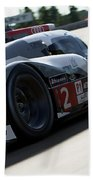 Audi R18 E-tron, Le Mans - 09 Beach Towel