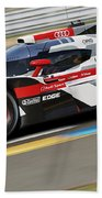 Audi R18 E-tron, Le Mans - 11 Beach Towel