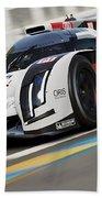 Audi R18 E-tron, Le Mans - 12 Beach Towel