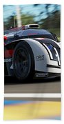 Audi R18 E-tron, Le Mans - 14 Beach Towel