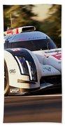 Audi R18 E-tron, Le Mans - 19 Beach Towel