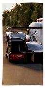 Audi R18 E-tron, Le Mans - 25 Beach Towel