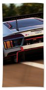 Audi R8 Lms - 05 Beach Towel