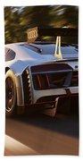 Audi R8 Lms - 14 Beach Towel