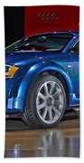 Audi Tt Beach Towel