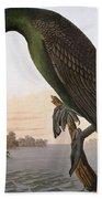 Audubon: Cormorant Beach Towel