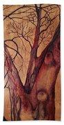 Mystical Tree Beach Towel