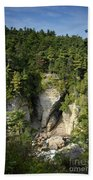 Ausable Chasm Beach Towel