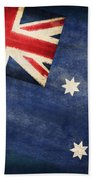 Australia  Flag Beach Towel
