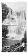 Australia: Waterfall Beach Towel