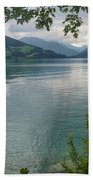 Austrian Lake Beach Towel