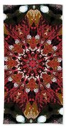 10446 Autumn 01 Kaleidoscope Beach Towel