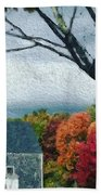 Autumn 1010 Beach Towel