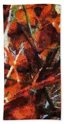 Autumn Allegretto Beach Towel