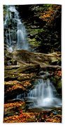 Autumn Falls - 2885 Beach Towel