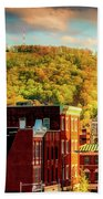 Autumn In Roanoke Beach Towel