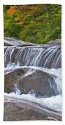 Autumn On The Kancamagus Beach Towel